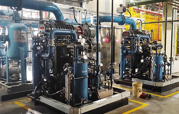 1000MW凝汽器节能机组